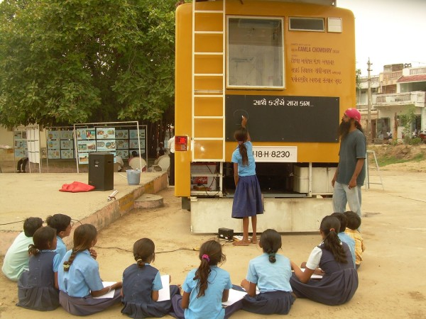 Nandini Service on Wheels 1
