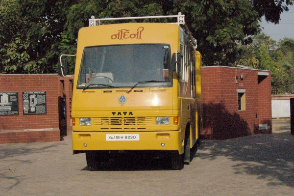 Nandini Service on Wheels 3